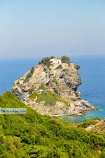 Agios Ioannis Kastri | Mamma Mia kerkje Skopelos | Sporaden Griekse Gids 28 - Foto van De Griekse Gids