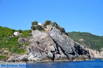 Agios Ioannis Kastri | Mamma Mia kerkje Skopelos | Sporaden Griekse Gids 3 - Foto van De Griekse Gids