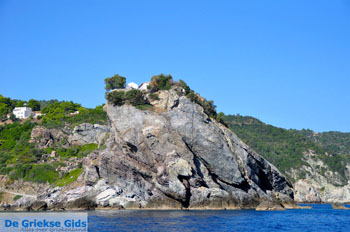 Agios Ioannis Kastri   Mamma Mia kerkje Skopelos   Sporaden Griekse Gids 4 - Foto van De Griekse Gids
