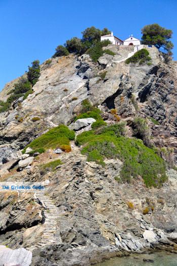 Agios Ioannis Kastri   Mamma Mia kerkje Skopelos   Sporaden Griekse Gids 65 - Foto van De Griekse Gids